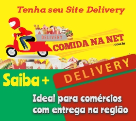 Website para delivery barato